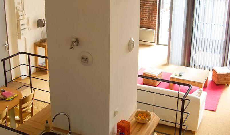 Id es de chantiers en images poussez les murs - Amenagement petite surface appartement ...